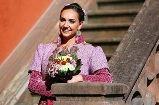 Lea Johanna Krauss ist die neue Lahrer Chrysanthemenkönigin
