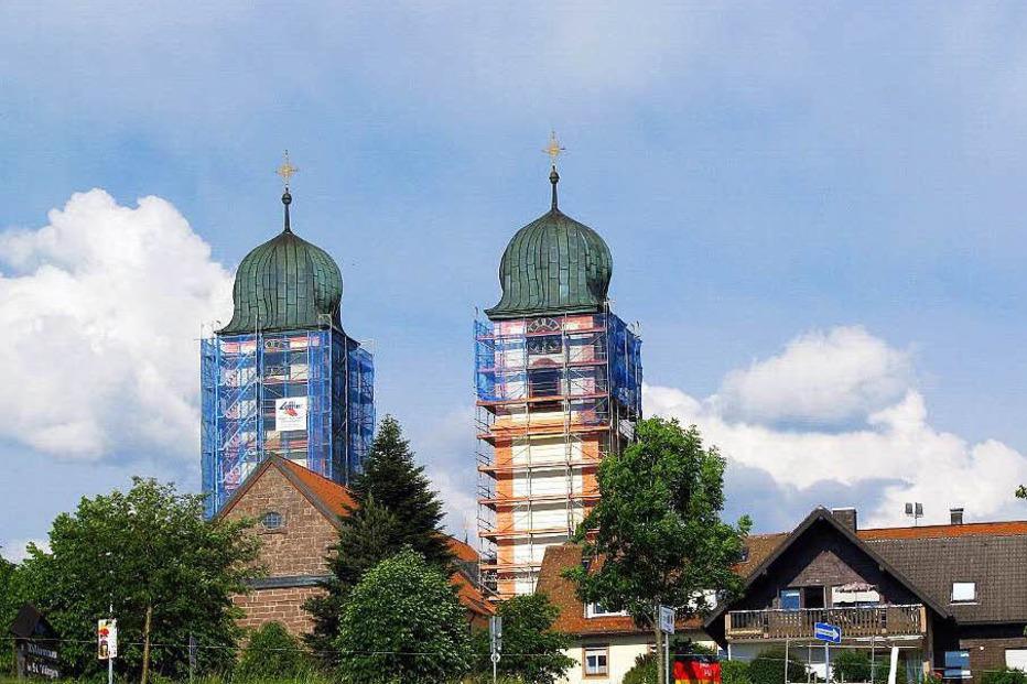 Pfarr- und Wallfahrtskirche - Sankt Märgen