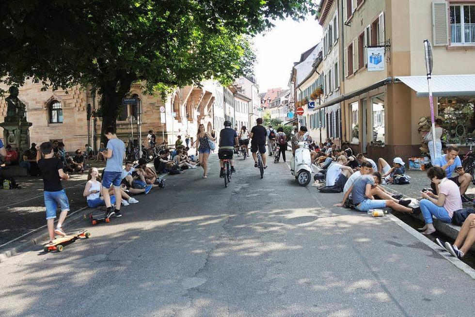 Herrenstraße - Freiburg