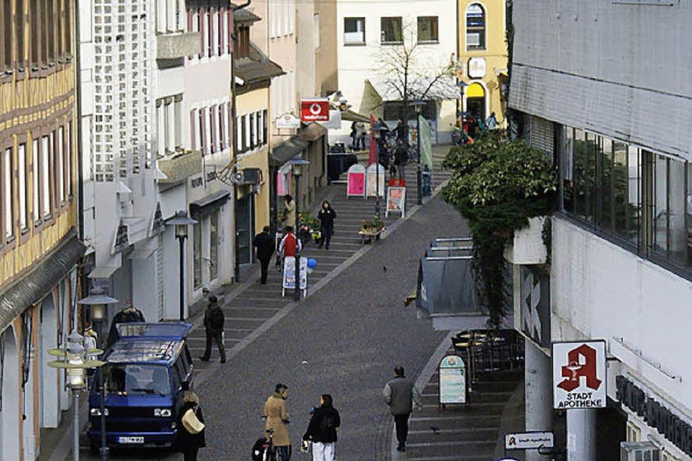Theodor-Ludwig-Straße - Emmendingen