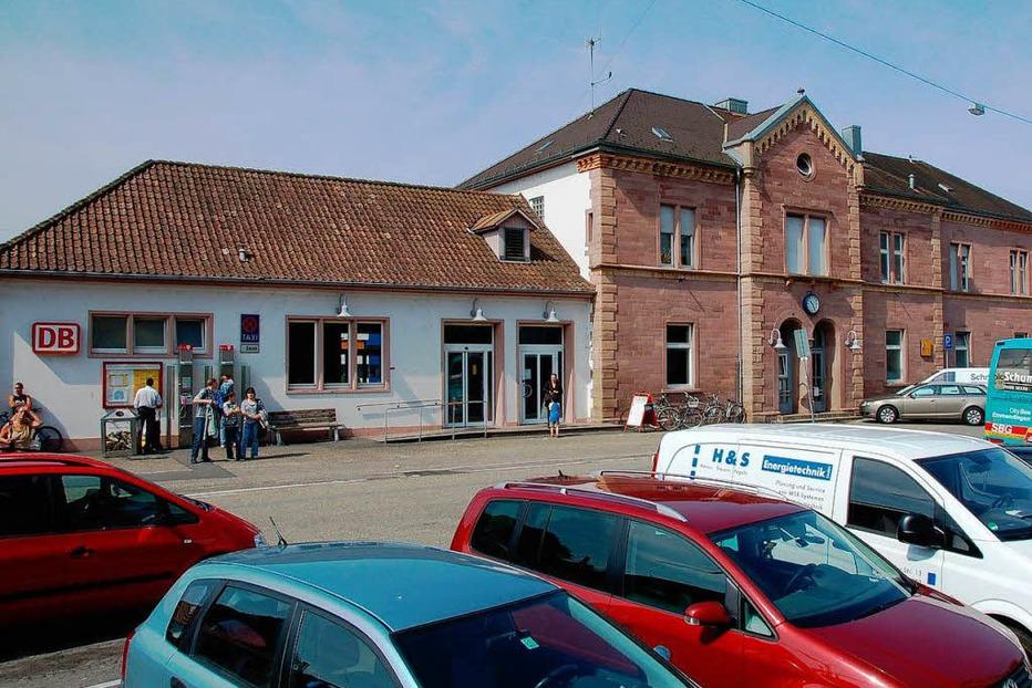 Bahnhof - Emmendingen
