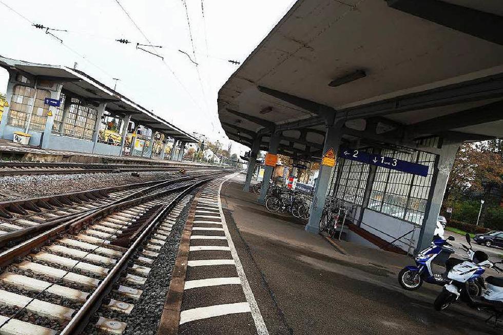 Bahnhof - Lahr