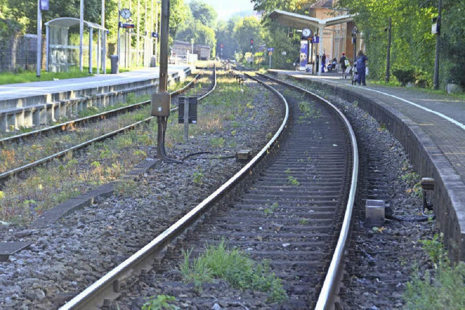 Bahnhof Waldkirch - Waldkirch