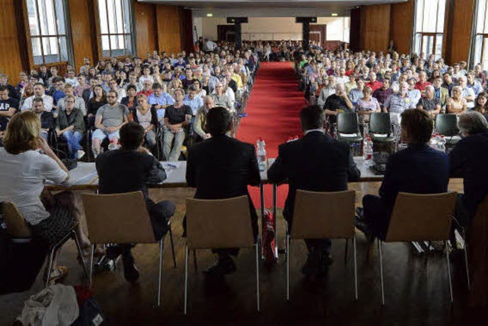 Aula der Universität - Freiburg