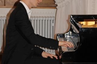Alexander Krichel in St. Blasien