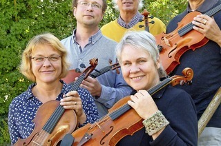 Die Bratsche mitCornelia Annuschek, Katharina Weber, Florian Weigend, Raimund Sesterhenn und Antonio Pellegrini in Emmendingen