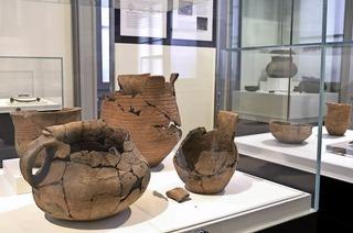 Ausstellung badischer Grabfunde im Archäologischen Museum
