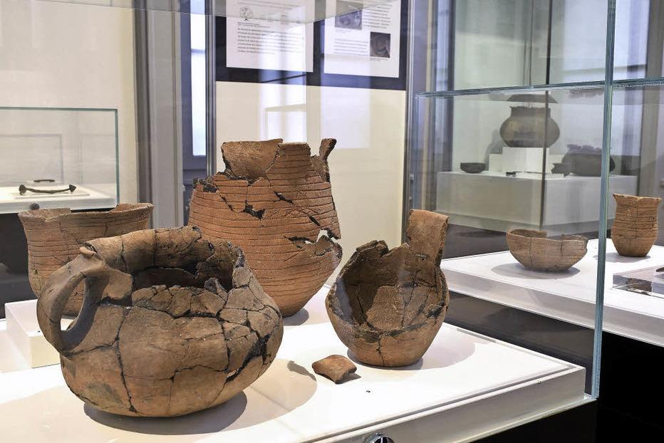 Ausstellung badischer Grabfunde im Archäologischen Museum - Badische Zeitung TICKET