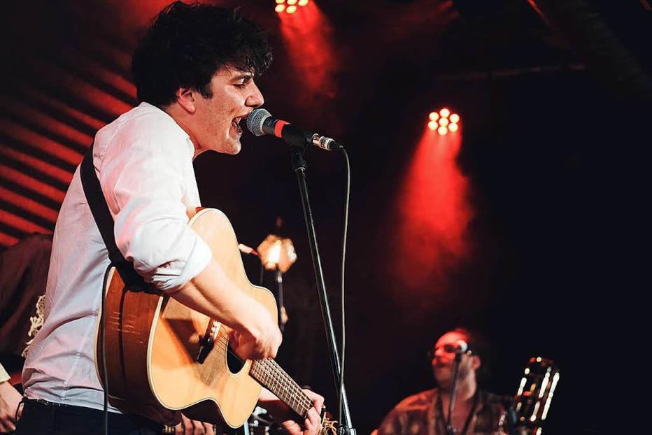 Fotos: Der Zürcher Musiker Faber spielt im Jazzhaus Freiburg