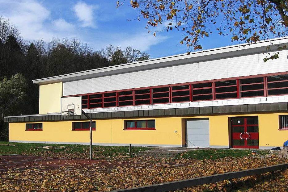 Schulsporthalle (Öflingen) - Wehr