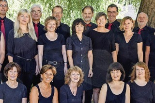 """""""Follow the golden Sun"""": Der Chor Temporal konzertiert in Ballrechten-Dottingen"""