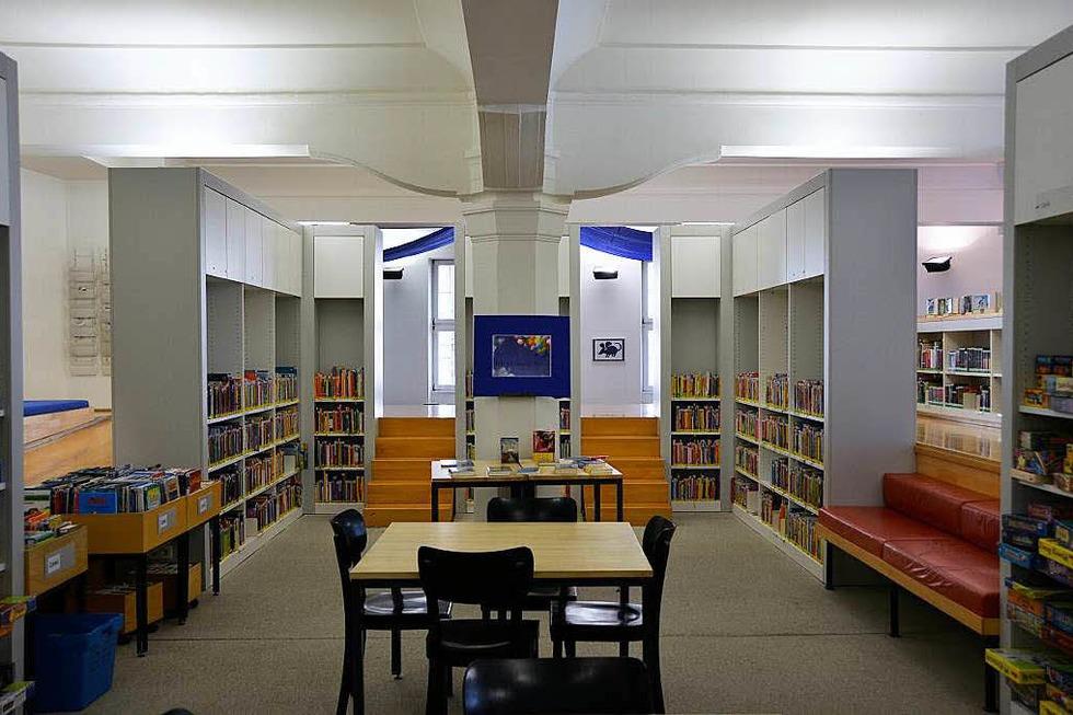 Stadtbibliothek - Lörrach
