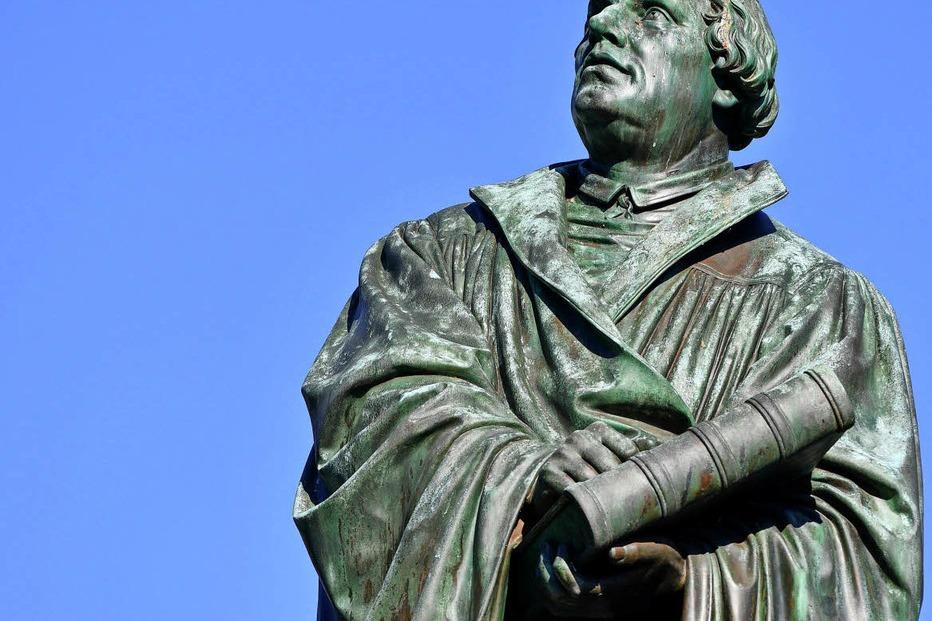 Martin Luther, 500 Jahre danach in Müllheim - Badische Zeitung TICKET