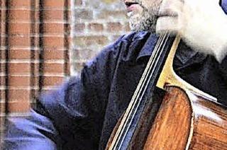 Cellist Ludwig Frankmar in Löffingen