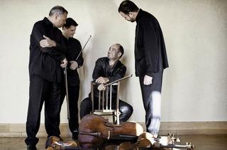 Talich Quartett in der Oberrheinhalle