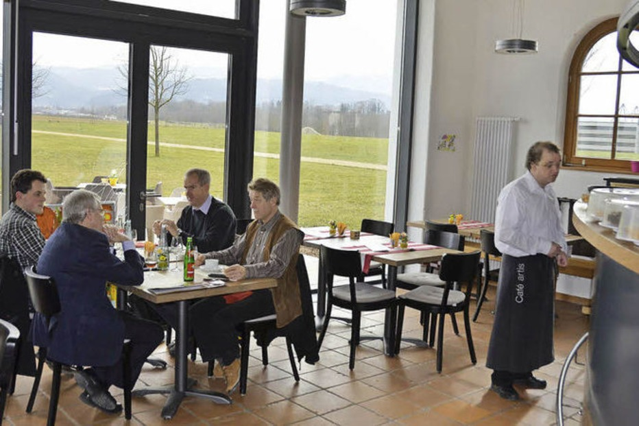 Café Villa Artis - Heitersheim