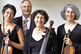 Barockensemble Arco Musicale Stuttgart und Konstanze Ruttloff (Sopran) in Hinterzarten