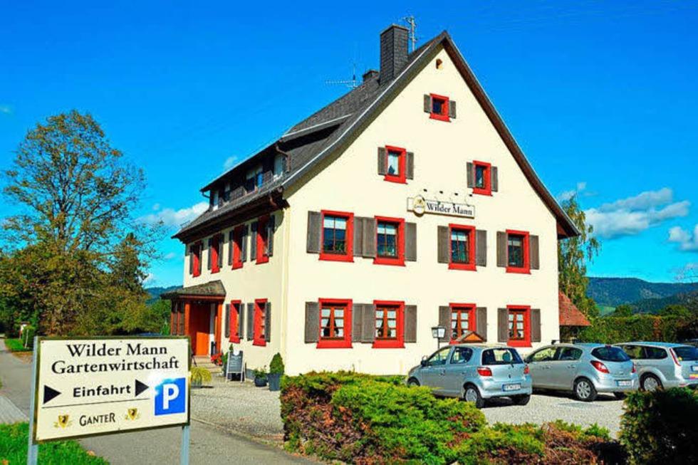 Gasthaus zum Wilden Mann (geschlossen) - Kirchzarten