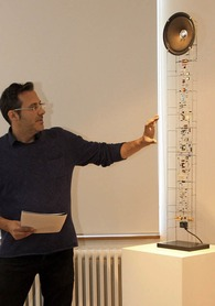 Peter Vogel aus Freiburg erhält am Sonntag den Oberrheinischen Kunstpreis in Offenburg - Badische Zeitung TICKET