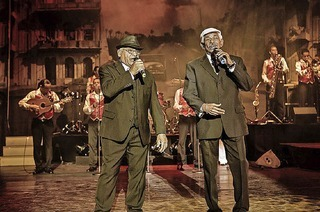 "Show ""Pasión de Buena Vista - Legends of Cuban Music"" im Bürgersaal Rheinfelden"