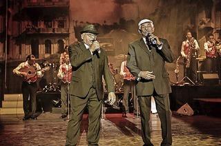 """Show """"Pasión de Buena Vista - Legends of Cuban Music"""" im Bürgersaal Rheinfelden"""