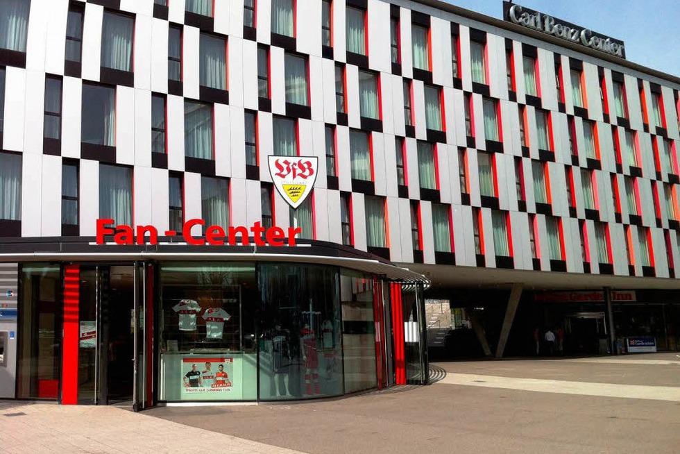 Carl Benz-Arena - Stuttgart