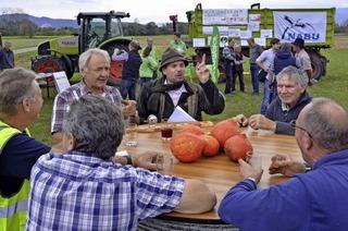 Ein Herbstfest als Protest gegen Dietenbach