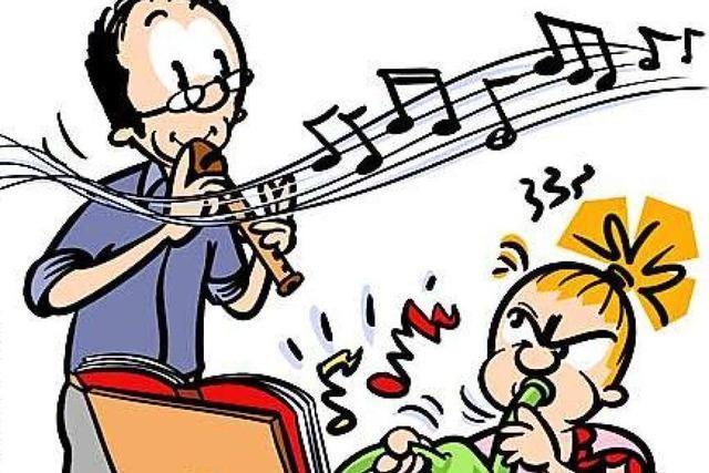 Lucy Backfisch: Ein ungewöhnliches Musikinstrument