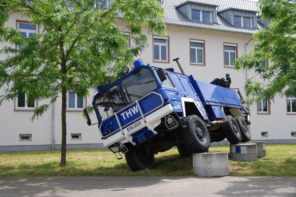 Technisches Hilfswerk (THW) - Breisach