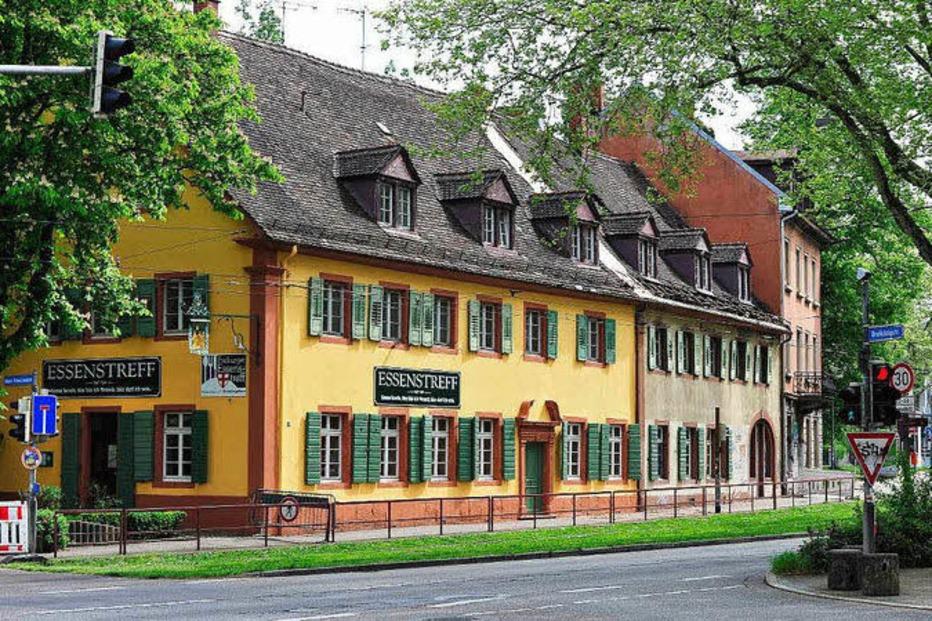 Dreikönigshaus - Freiburg