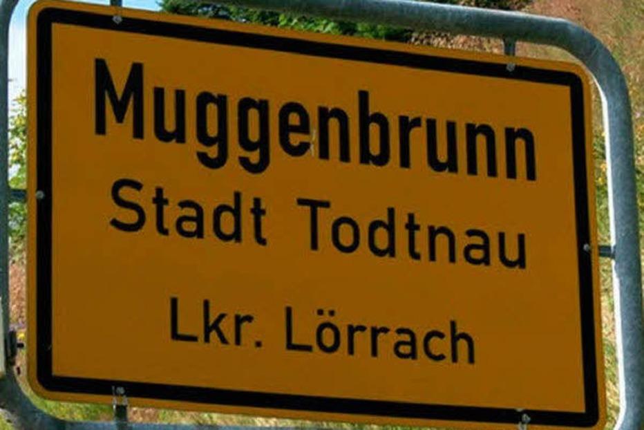 Ortsteil Muggenbrunn - Todtnau