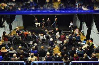 Theater Tempus fugit, Neues Theaterhaus