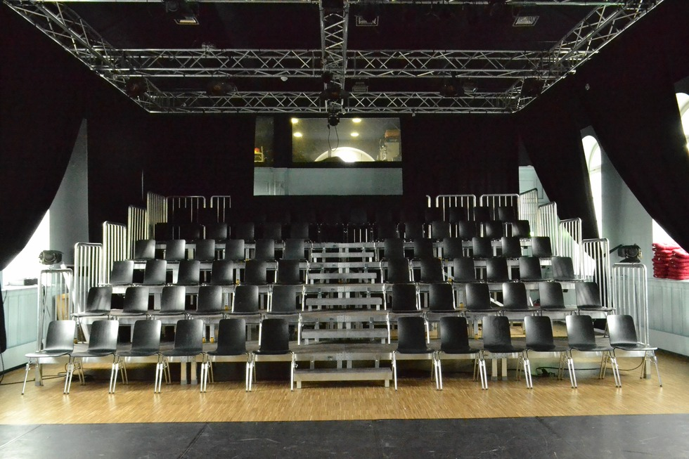 Theater Tempus fugit, Neues Theaterhaus - Lörrach