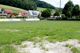 Sportplatz SV Dörlinbach