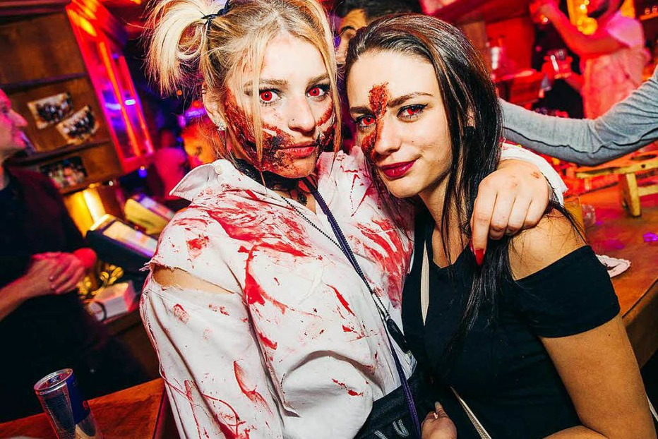Fotos: Halloween-Party im Heuboden in Umkirch