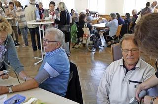 Mit Sozialstation Hochschwarzwald, Beratungsstelle für ältere Menschen und Seniorenzentrum St. Raphael in Titisee-Neustadt