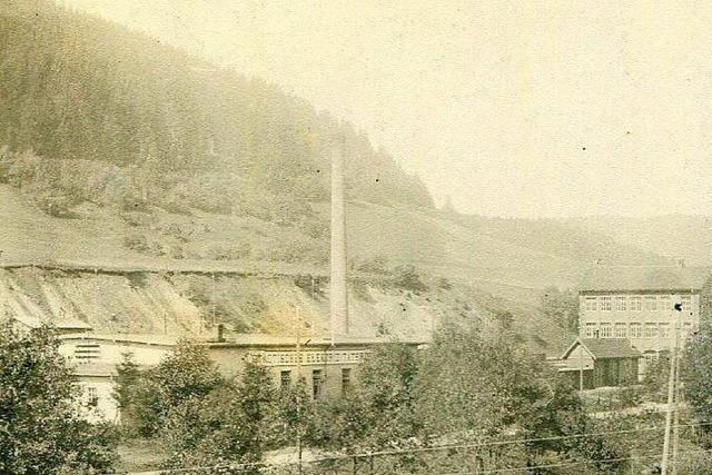 Wie der Strom vor 120 Jahren nach Neustadt kam