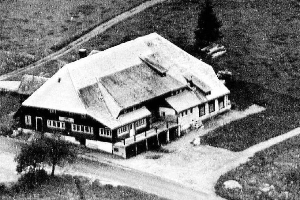 Gasthaus Hirschen (Mutterslehen) - Ibach
