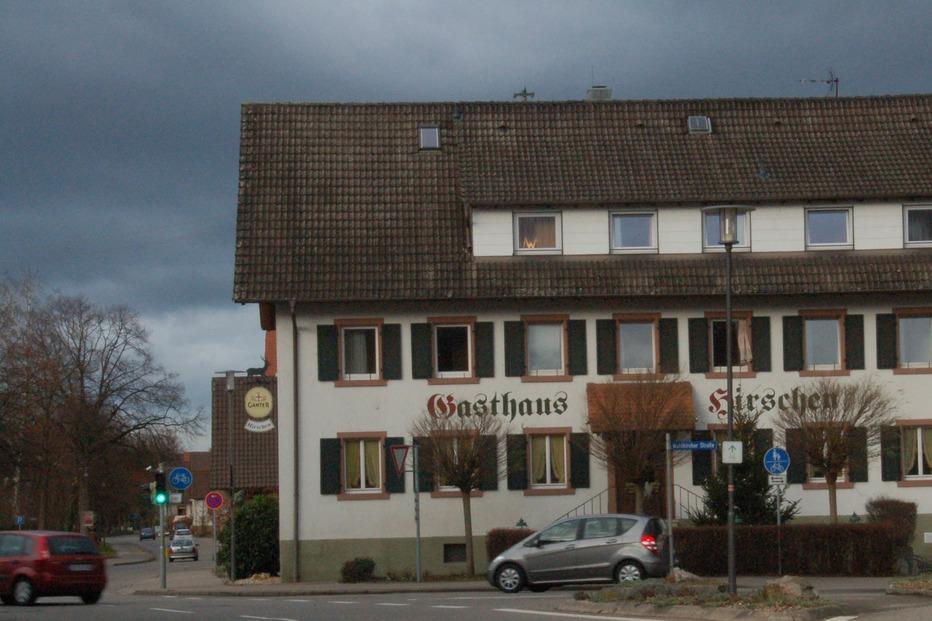 Gasthaus Hirschen - Denzlingen