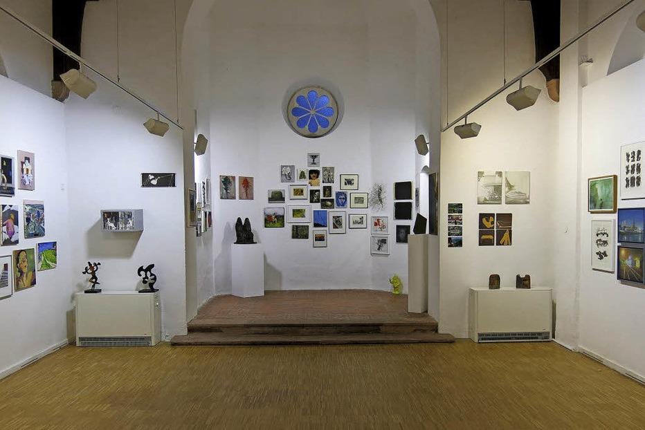 80 Künstler im Kunstverein Kirchzarten - Badische Zeitung TICKET