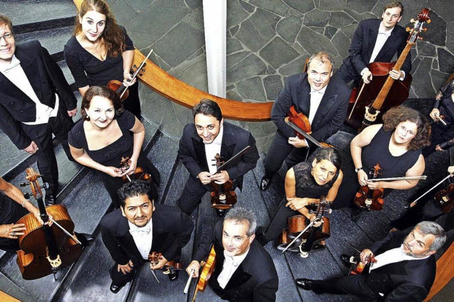 Südwestdeutsches Kammerorchester Pforzheim in St. Blasien - Badische Zeitung TICKET