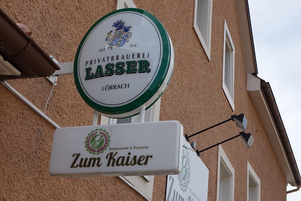 Gasthaus Zum Kaiser (Karsau) - Rheinfelden