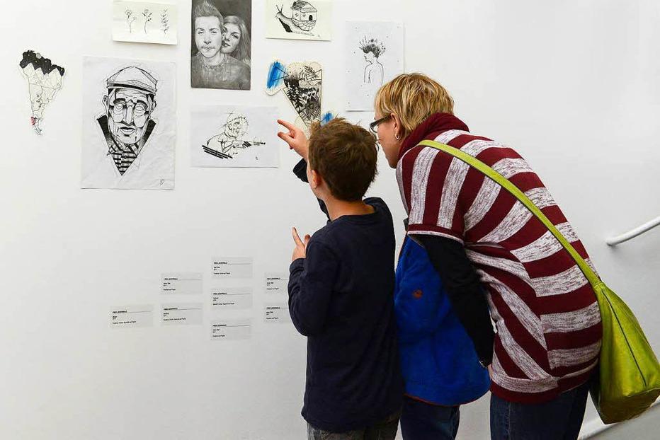 Das Museum für Neue Kunst zeigt Arbeiten (einst) wohnungsloser junger Künstler - Badische Zeitung TICKET