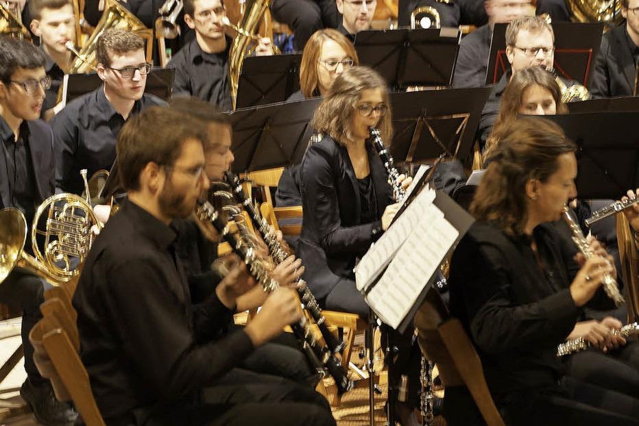 Konzert des Musikvereins Fessenbach in der Weingartenkirche Offenburg - Badische Zeitung TICKET