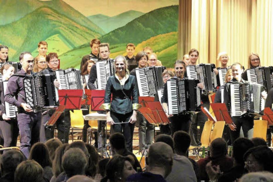 Akkordeonorchester in Münstertal - Badische Zeitung TICKET