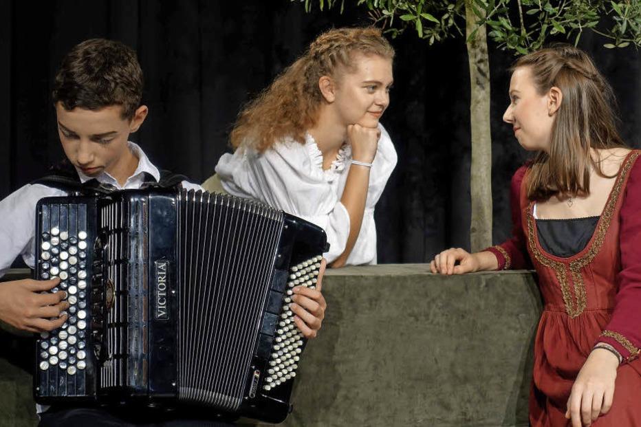 Theater AG spielt Shakespeare in Staufen - Badische Zeitung TICKET