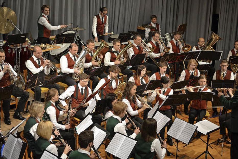 Musikverein Rötenbach in Rötenbach - Badische Zeitung TICKET