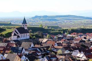 Ortsteil Kiechlinsbergen