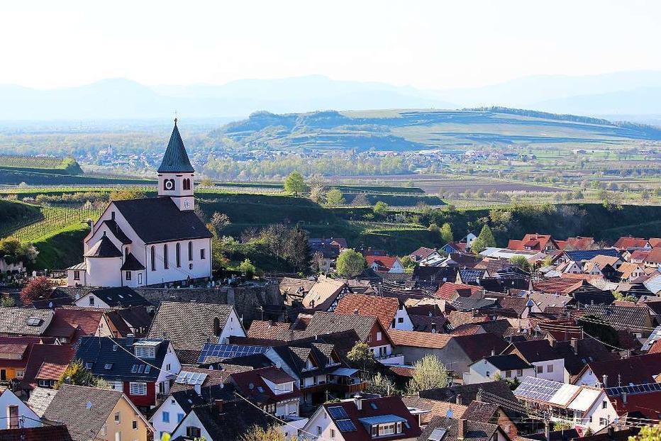 Ortsteil Kiechlinsbergen - Endingen