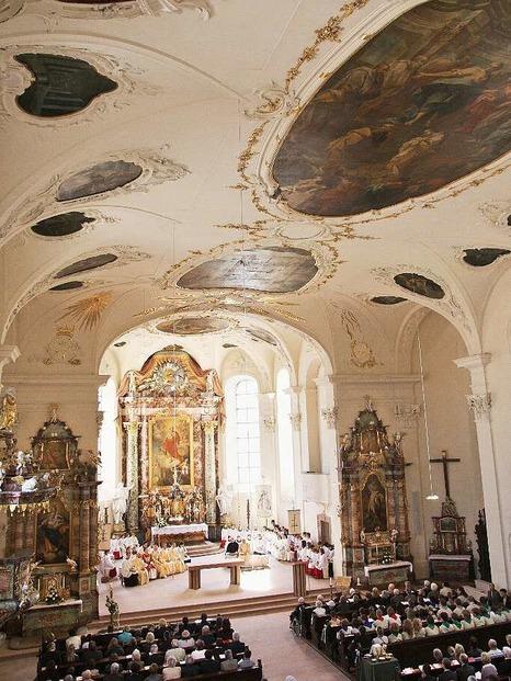 Pfarrkirche Sankt Peter (Endingen) - Endingen